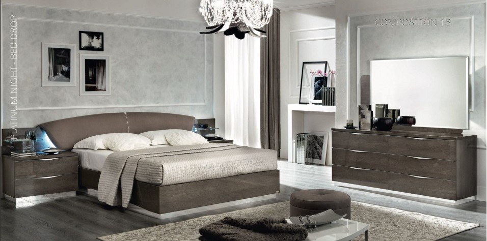 DOUBLE BED DROP 160