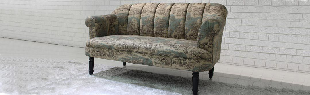 LOVE SEAT (TWO SEATER)