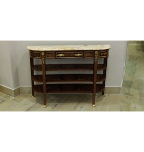 CONSOLE-T.V TABLE (1020)