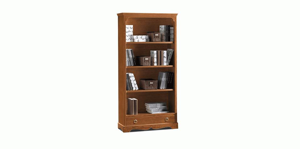 BOOKCASE (312I)-ONE PIECE ONLY!!!