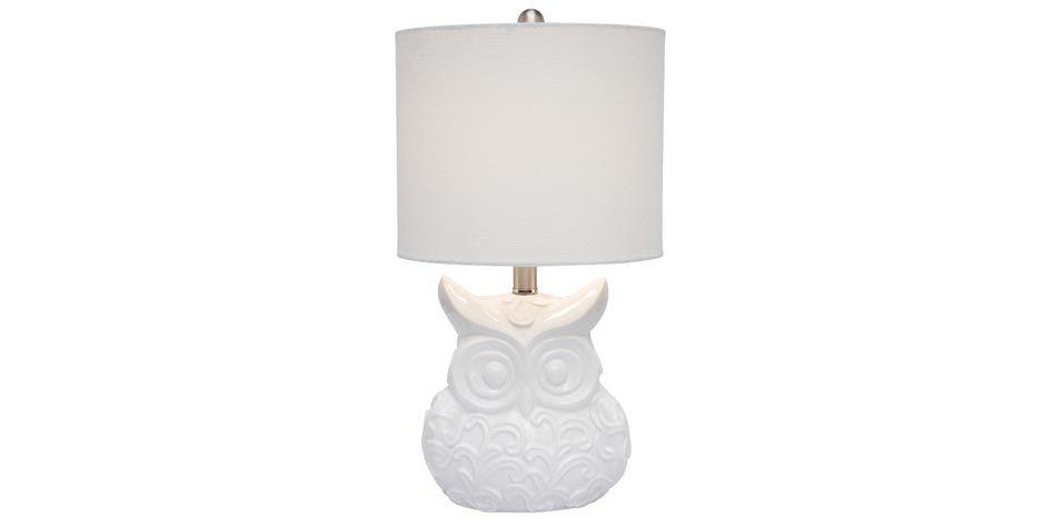 CERAMIC TABLE LAMP (719W)