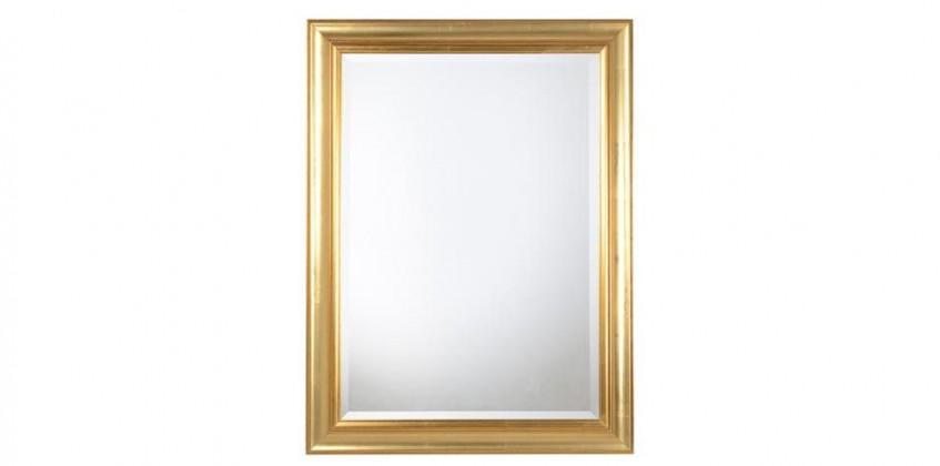 GOLD LEAF MIRROR (153B) MIRRORS