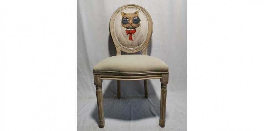 """CHAIR """"MR.CAT CHAIRS"""