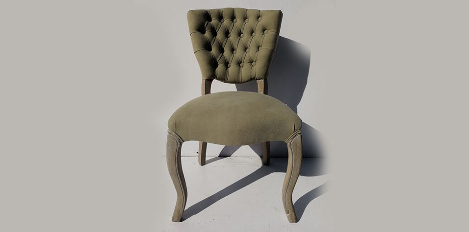 PADDED CHAIR (4522) - NEW PRICE!!!!!
