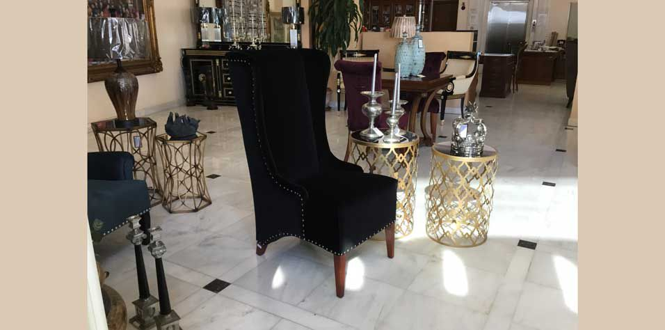 TALL BACK DINING CHAIR (M325)
