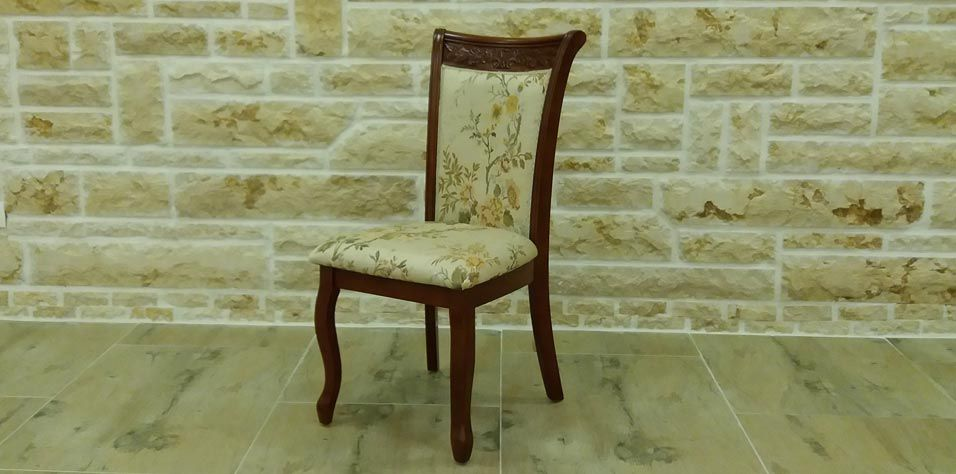 DINING CHAIR (0E17)-AVAILABLE 2 PCS ONLY