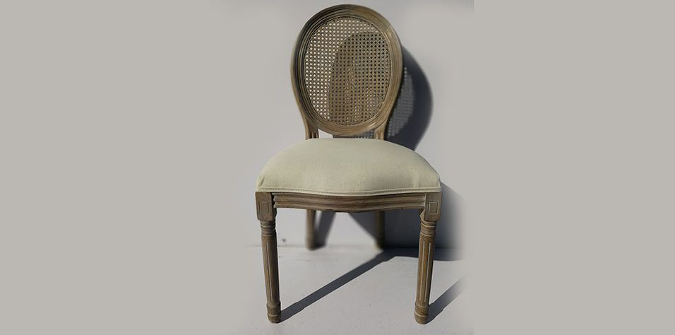 DINING CHAIR (RATA)