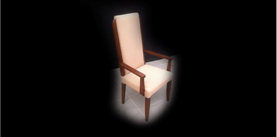 DINING CHAIR WITH ARMRESTS (2959)