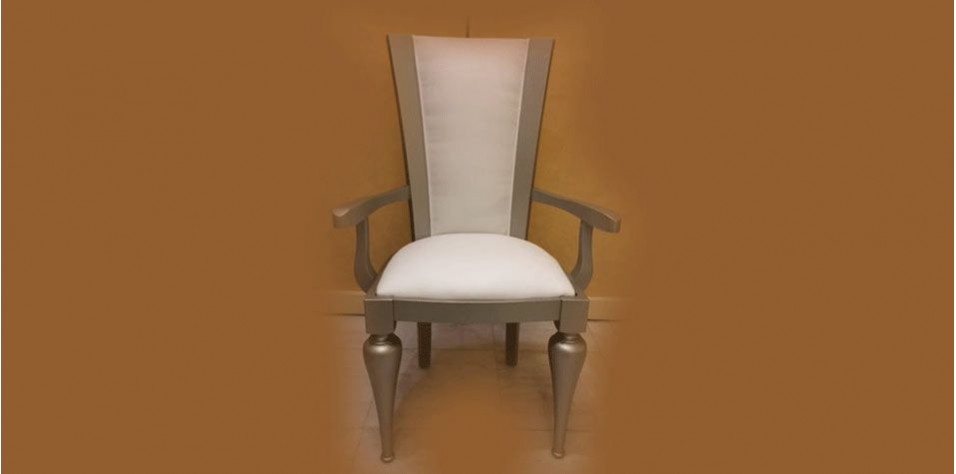 DINING CHAIR WITH ARMRESTS ( ITALY) (4200)