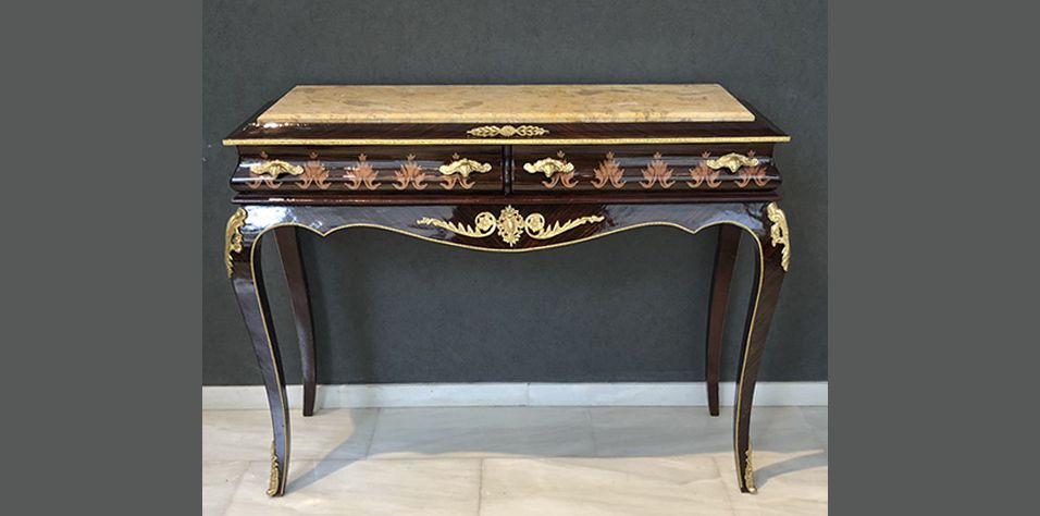 T.V TABLE-CONSOLE (1014)