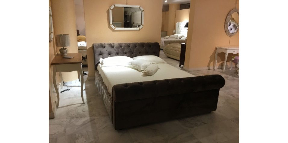 QUILTED BED (1129)