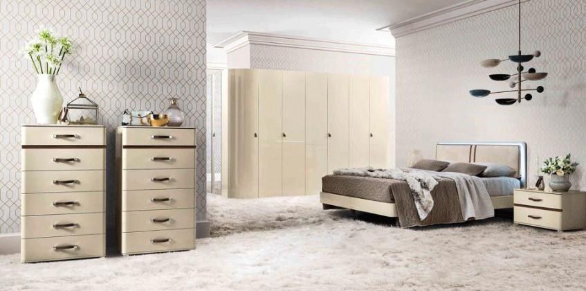 BEDROOM SET (ALTE) BED
