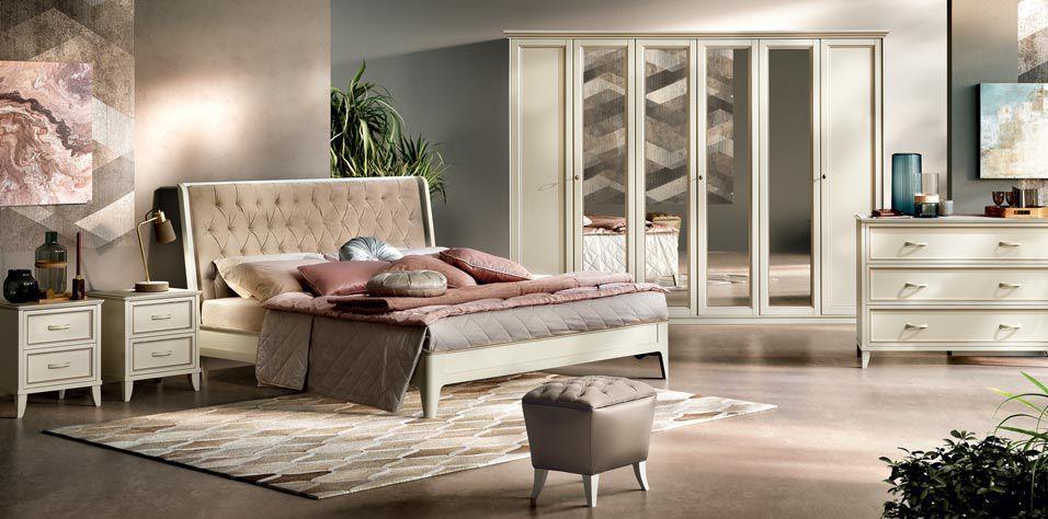 ITALIAN BEDROOM SET (GIOA)