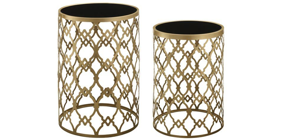 SET OF 2 TABLES (1325)