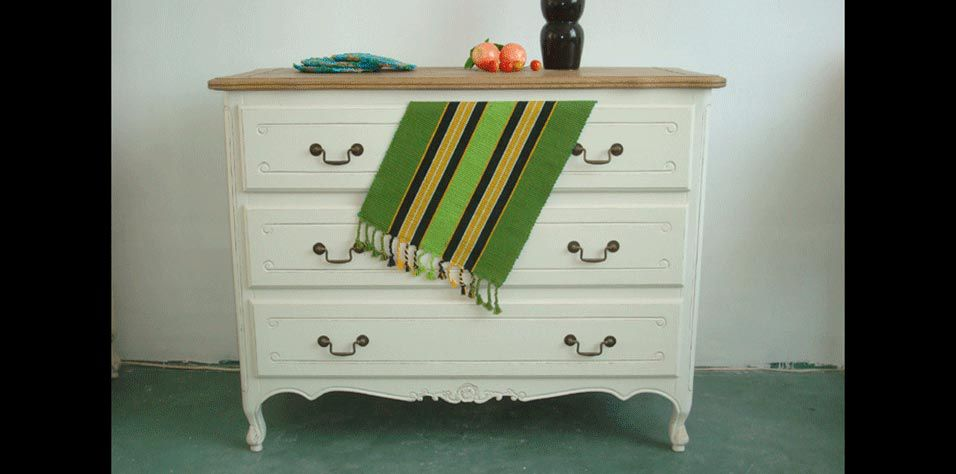 CHEST OF DRAWERS (4418)