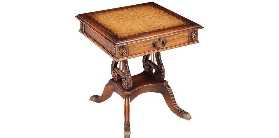 SIDE TABLE SQUARE BRUNSWICK (BR07)