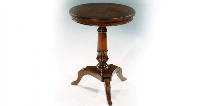 ROUND SIDE TABLE (MONI) OCCASIONAL FURNITURE