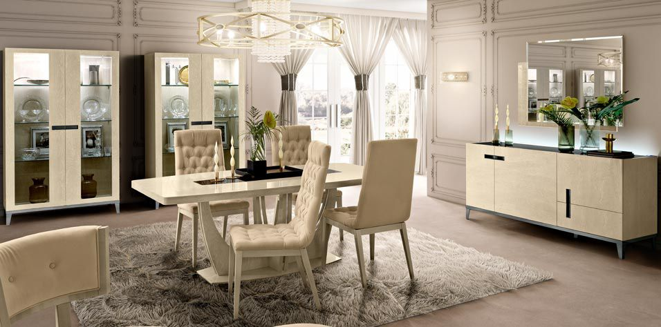 MODERN DINING TABLE (AMB2)