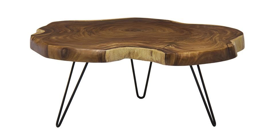 HAIRPIN COFFEE TABLE (HAIR)