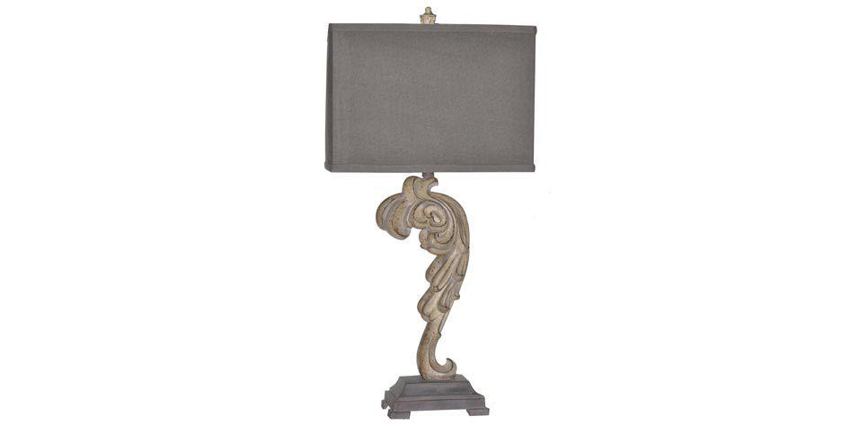 BUFFET LAMP (P866)