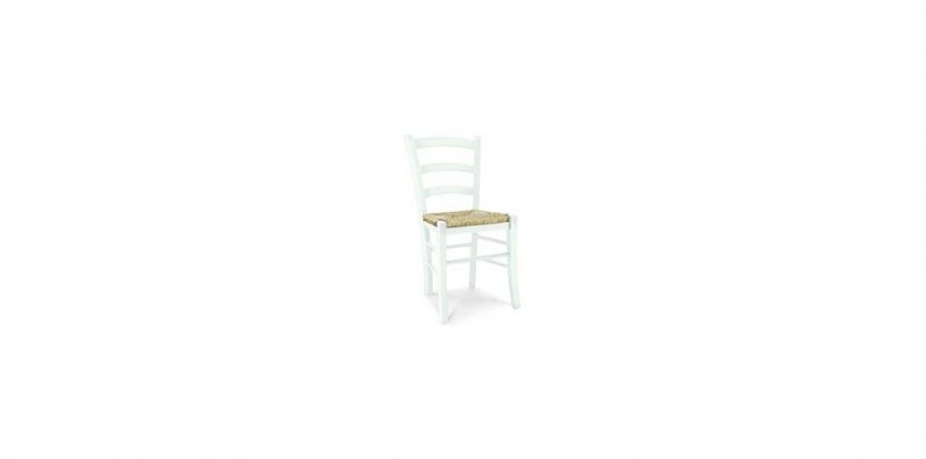 CHAIR WITH WHITE MAT LACQUER (1007) CHAIRS