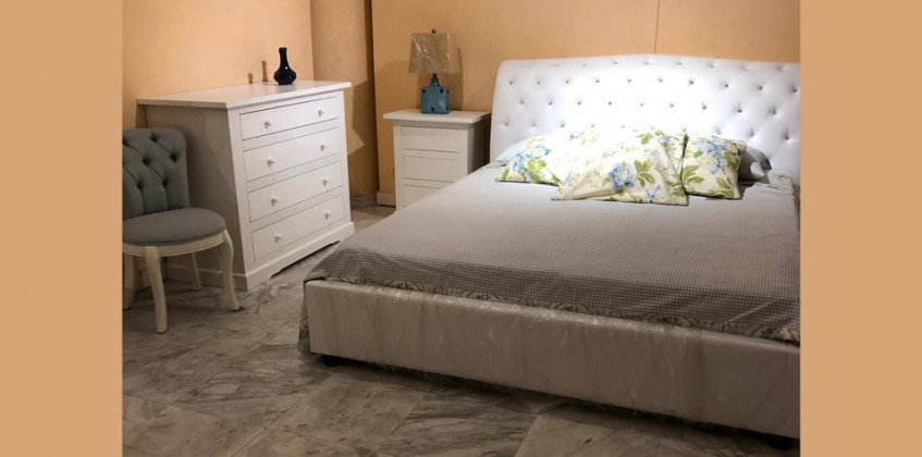 BED QUILTED (B500) BED